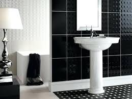 black and white tile bathroom ideas black and white tiles bathroom ideas tiled bathroom black white