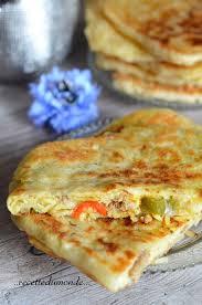 recette de cuisine du monde meloui farci viande hachée recette ramadan recette du monde