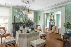 before and after a historic sitting room makeover