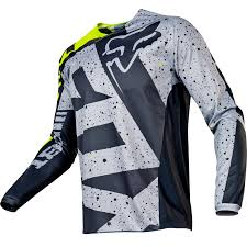 kenny motocross gear fox racing 180 nirv jersey motocross foxracing com