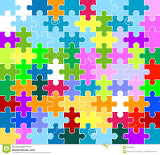 jigsaw puzzle pattern royalty free stock photo image 4240945