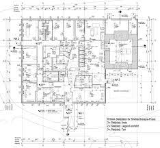 atelier daniel steps floor plan of practice bunker for cancer laser treatment in upper right corner