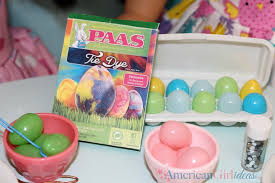 egg decorating kits diy american girl egg decorating kits craft american girl ideas