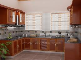 Simple Modern Kitchen Cabinets Beautiful Kerala Style Kitchen Design Picture 52 For Your Simple