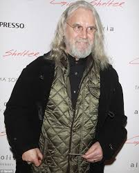 billy connolly discovered his parkinson u0027s disease after fan