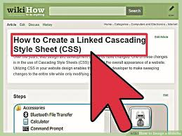 how to design a website with example html wikihow