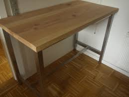 Utby Bar Table Utby Understel Rustfrit Stål Wooden Tops Ikea Hack And Desks