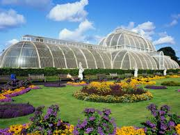 The Royal Botanic Gardens How Greenhouses Work Kew Gardens And Gardens