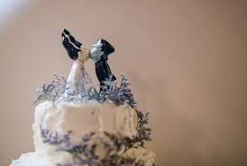 purple halloween wedding weddinglovely blog