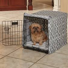 Dog Beds Made Out Of End Tables Dog Crates U0026 Cages You U0027ll Love Wayfair