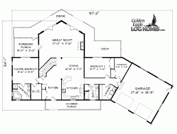 floor plans for lakefront homes our collection cabin plans lakefront house house plans 54364