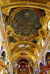 Church Ceilings Illusionistic Ceiling Painting Wikipedia