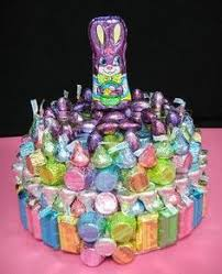 easter candy cake candy cakes pinterest easter candy candy
