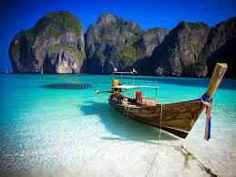 phi phi island thailand travel indochina tours pinterest