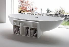 hot bathroom trends freestanding bathtubs bring home the spa retreat with view in gallery give the standalone tub a fresh new look from decoistcom