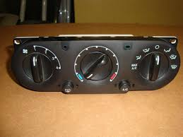 used ford explorer a c u0026 heater controls for sale