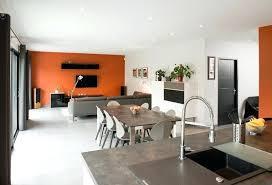 amenager cuisine ouverte sur salon amenagement cuisine ouverte avec salle a manger salon sur destinac