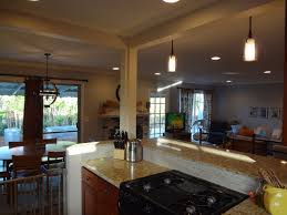 modern open concept kitchen color ideas for kitchen and living room in one open paint colors
