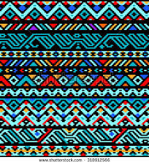 Colorful Aztec Rug Native American Rug Stock Images Royalty Free Images U0026 Vectors