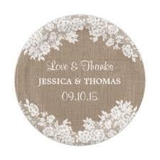 Wedding Paper Paper Plates U0026 Disposable Plate Designs Zazzle Co Uk