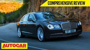 new 2014 bentley flying spur comprehensive review autocar
