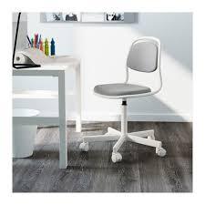 bureau enfant gris örfjäll chaise de bureau enfant ikea