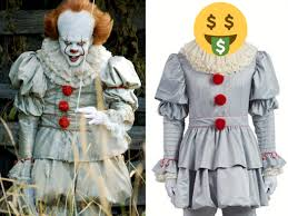 What Is The Hottest Color It U0027 Halloween Costume 2017 Where To Buy Pennywise The Clown