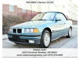 1996 bmw 318i convertible review 1995 bmw 3 series for sale carsforsale com