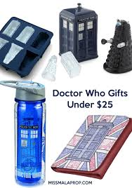 whovian cool gifts for doctor who fans 100