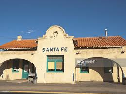 The Santa Fe New Mexican Santa Fe New Mexico Train Station Stock Photo Getty Images