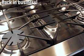 How To Clean A Ceramic Cooktop Stove How To Really Clean Your Gas Stove The Creek Line House