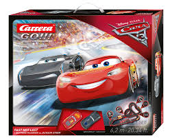 carrera go disney cars 3 fast not last set redline performance