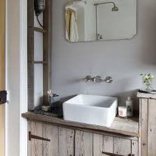 Shabby Chic Bathroom Sink Unit Shabby Chic Bathroom Designs And Inspiration Ideal Home