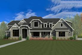 Corner Lot House Plans Plan 290003iy Eight Bedroom Super Craftsman House Plan Covered