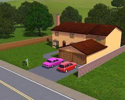 742 Evergreen Terrace Floor Plan Pyrite1 U0027s 742 Evergreen Terrace