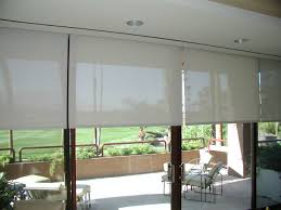 Bamboo Blinds For Outdoors by Top Roll Up Shades For Your Home Drapery Room Ideas Top Roll