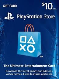 playstation network buy 10 usd psn gift card us