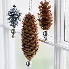 pinecone decor decorations using pinecones