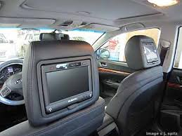toyota highlander dvd headrest 2012 subaru outback research page