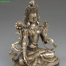 silver buddha statues promotion shop for promotional silver buddha