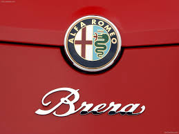 alfa romeo logo alfa romeo brera uk 2005 picture 69 of 74