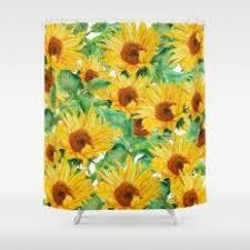 Sunflower Curtains Kitchen by Sunflower Theme Kitchen Curtains Windows Walmart Home