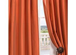Black Curtains 90 X 54 Curtains Beautiful Faux Silk Curtains Bring Your Window To Life