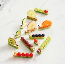 best celery snails u0026 caterpillars snack recipes for kids