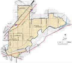 Map Of Sacramento Governance U2014 Advocates For Arden Arcade
