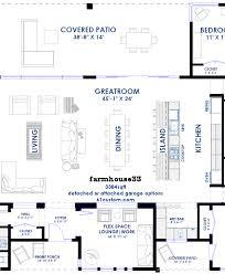 farmhouse plan farmhouse33 modern farmhouse plan 61custom contemporary