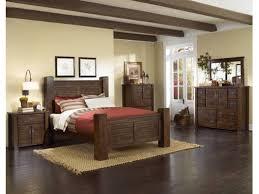 trestlewood 5pc poster bedroom set headboard footboard rails