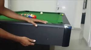 snooker table tennis table vinex snooker and table tennis table review youtube