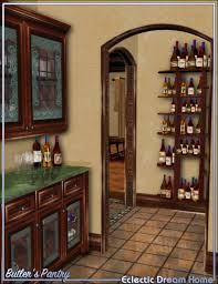 dream home interior dream home pantry gallery u0026 wet bar eclectic 3d models and