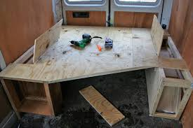 sprinter van conversion floor plans 170 best notre futur bedford images on pinterest camping ideas